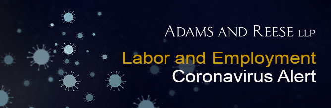 Adams and Reese Labor and Employment Bulletin