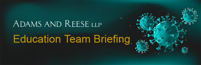 Adams and Reese Data Privacy Bulletin